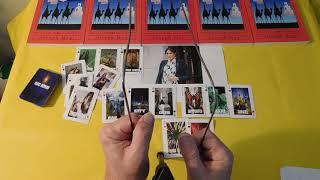 Meghan & Harry Secret Birthing Plan - Playing Card Divination