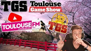 TOULOUSE GAME SHOW !