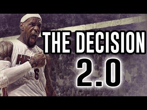 NBA Free Agency - Lebron James & Carmelo Anthony | The Decision 2.0