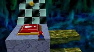 Super Mario 64 DS Walkthrough -Bowser in the Dark World/Secret Stars Part 2- Part 14