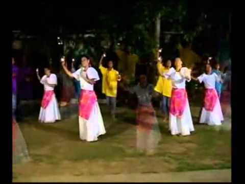 Philippine Folk Dance   Pandanggo Sa Ilaw video