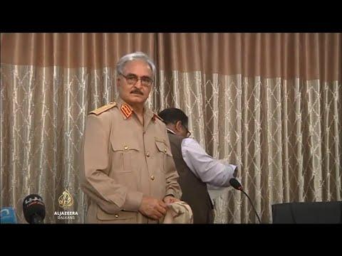 Khalifa Haftar novi general libijske vojske