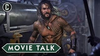 Aquaman: First Test Screening Reactions Positive - Movie Talk