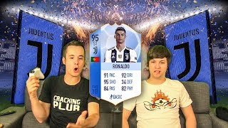 THIS NEW ST RONALDO JUVENTUS CARD IS INSANE - FIFA 18 ULTIMATE TEAM PACK OPENING