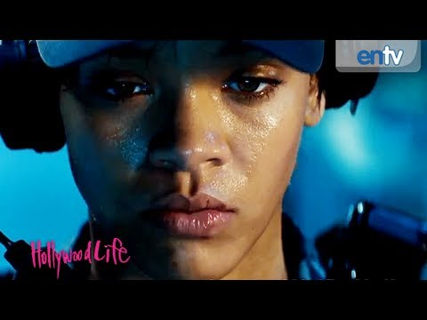 Rihanna Battleship Interview: Afraid Of Being Eaten By Sharks While Filming