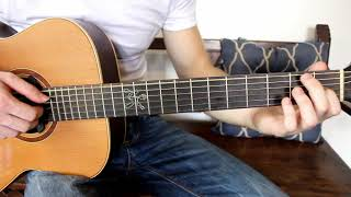 #3 Malaguena (Michel Lucarelli) Guitar Lesson in Fingerstyle