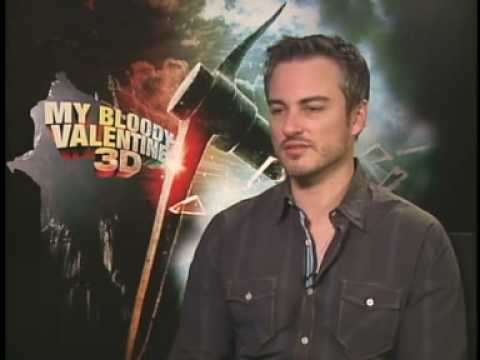 Kerr Smith Interview for My Bloody Valentine 3-D