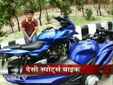Bajaj Pulsar 220 Vs Yamaha R15 video
