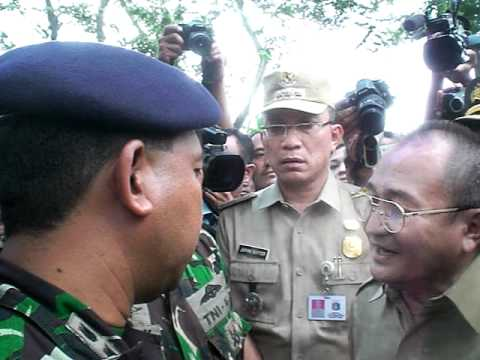 Eksekusi TNI AL Vs PENGADILAN NEGERI JAKARTA UTARA