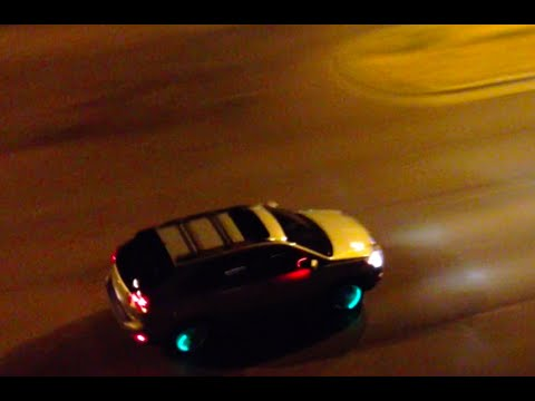 Lexus RX330 Tron LED Tire Wheel Cap