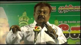 DMDK Leader Vijaykanth in Dinamalar Video Dated oct 6th 2014