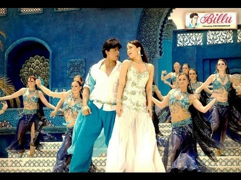 Marjaani Full Video Song Billu | Shahrukh Khan | Kareena Kapoor...