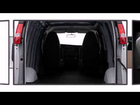 2014 Chevrolet Express 2500 Video