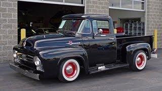 1956 Ford F100 Custom Cab Pickup V8