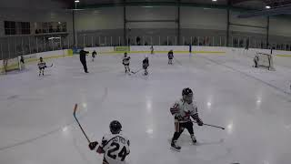Tampa Scorpions vs Tampa crunch (blue) 8U @ wesley Chapel Center Ice