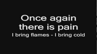 Lordi - Blood Red Sandman (lyrics) HD