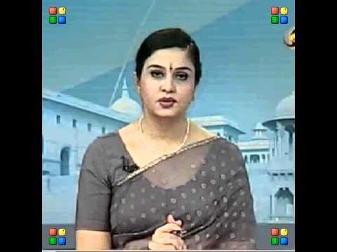Doordarshan News Readers Doordarshan English News