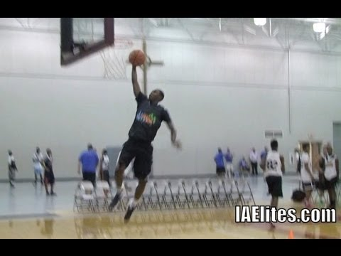 Jalen Coleman Highlights @ NY2LA Futures Camp