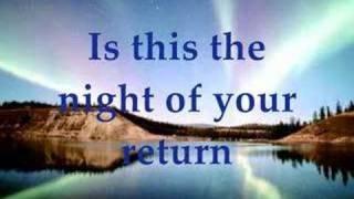 Watch Fernando Ortega Night Of Your Return video