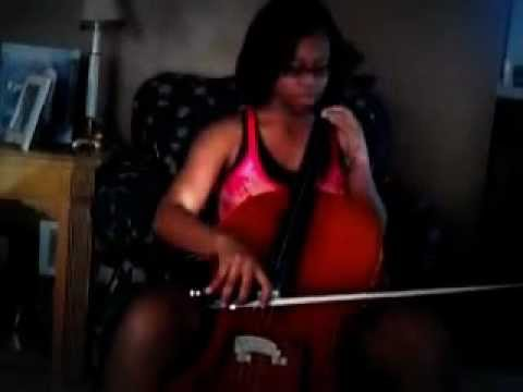 Cello Cover Of Mirror On The Wall By Lil Wayne Ft Bruno Mars video