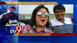 Balakrishna and Paisa Vasool team reach Khammam