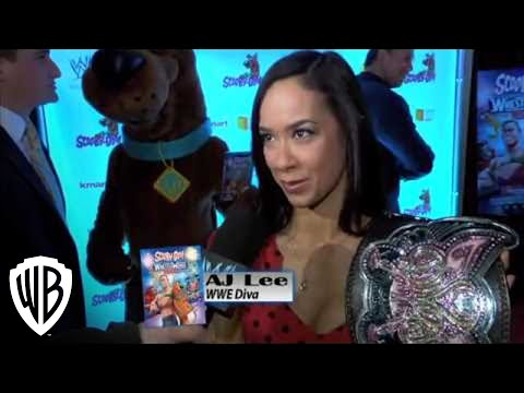 Scooby-Doo!: Wrestlemania Mystery - Scooby Red Carpet