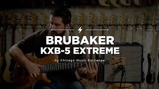 Quick Riffs: 2006 Brubaker KXB-5 Extreme Natural Bass Guitar