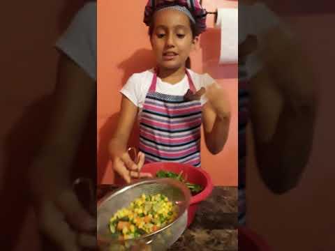Como preparar ensalada de atun