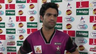 Jazz National T20 Cup 2016 - Kamran Ghulam