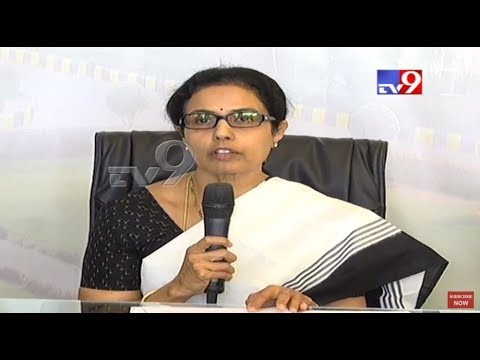 Nara Bhuvaneshwari Press Meet Live || Hyderabad - TV9