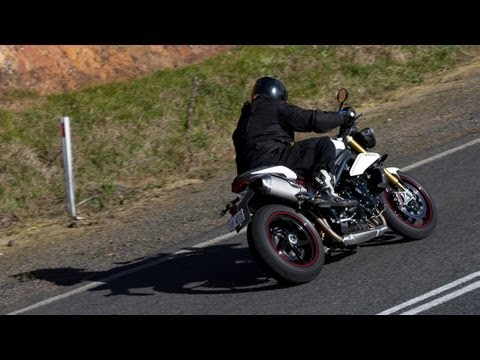 Triumph Speed Triple R Review - Gizmag