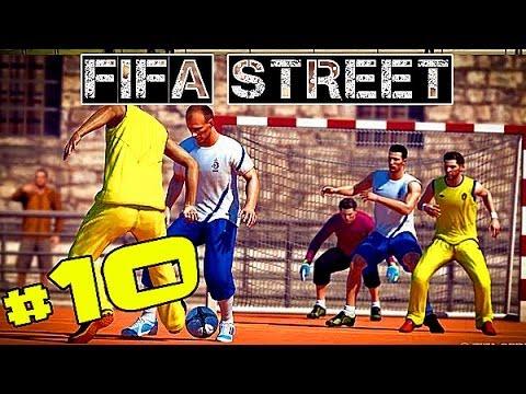 FIFA STREET 4| Прохождение КАРЬЕРЫ | #10