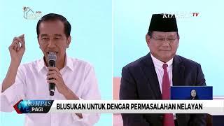 Viral, Presiden Jokowi Blusukan Tanpa Ada Pengawalan