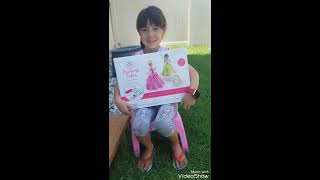 Part 1: Unboxing Real Cooking Princess and Fairy cakes