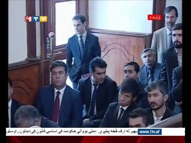 1TV Afghanistan Farsi News 22.10.12014 ?????? ?????
