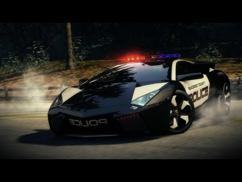 Need for Speed Hot Pursuit HD gameplay 3
