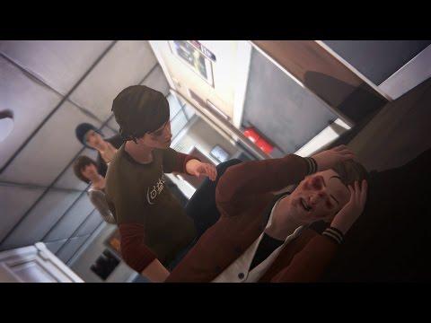 Life is Strange Episode 4 Dark Room Warren Beats Up Nathan
