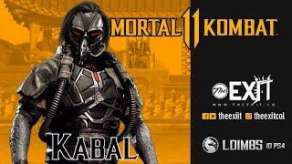 Mortal Kombat 11 Klassic Tower - Final Kabal