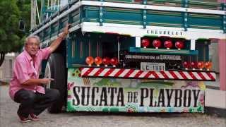 CAMINHÃO ANTIGO - SUCATA DE PLAYBOY