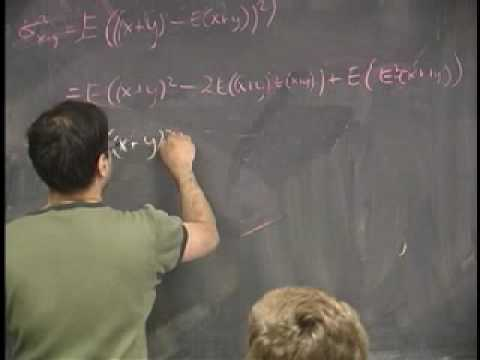 Lecture 3 - Conditional PMFs, Probability Density Functions (Part 4/5)