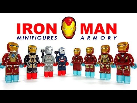 World Minifigures Collect Them All Off Minifigure Collection