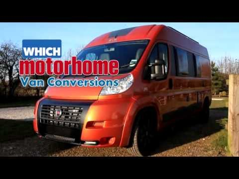 Van Conversion Review: Adria Twin GT (Which Motorhome Magazine)