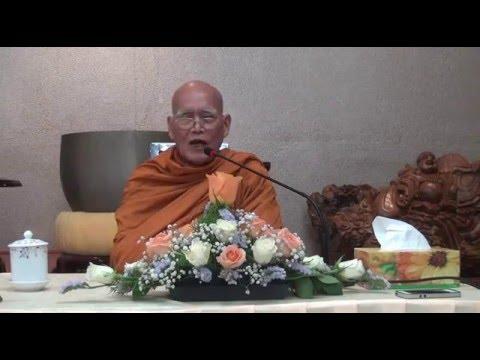 Trí tuệ của Đạo Phật (Sydney, 20/12/2015)