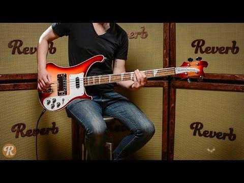 Rickenbacker 4003 Bass Demo