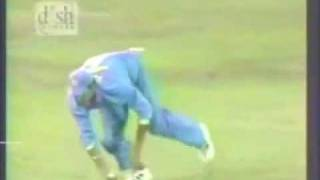 What a catch by Ganguly and Yuvraj