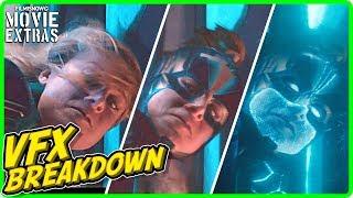 CAPTAIN MARVEL | VFX Breakdown by Trixter (2019)