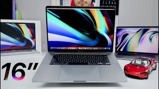 16-inch MacBook Pro Review! Everything New vs 15-inch