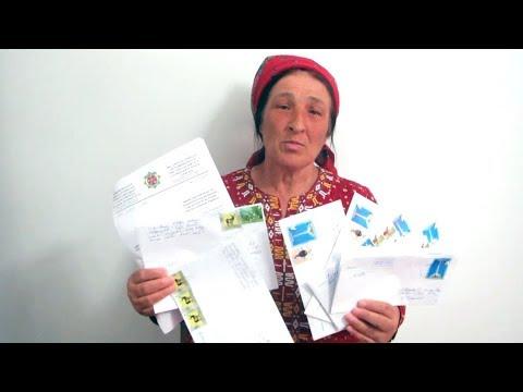 Работник «Туркменнефтегаза» просит президента помочь с получением положенного ей жилья