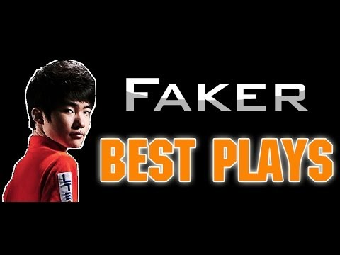 Faker Best SoloQ Plays!