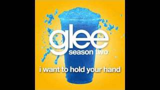 Watch Glee Cast I Want To Hold Your Hand video